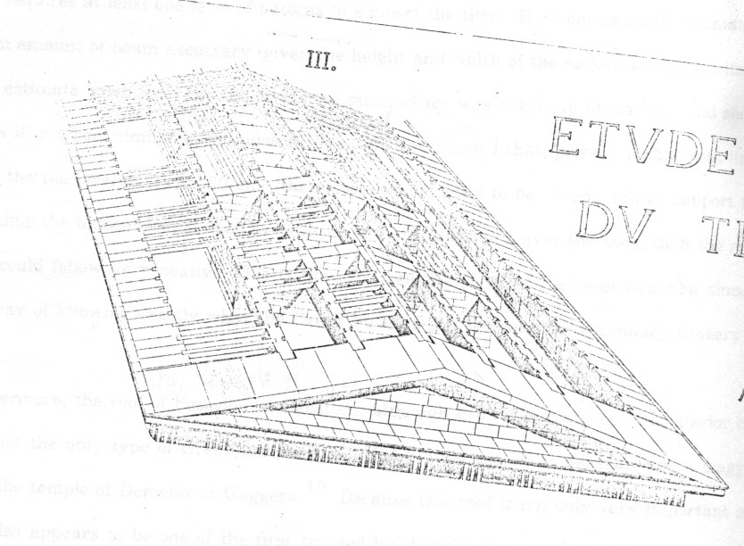 History 221 greek architecture and engineering compare with the roof of the temple of demeter at gaggera cp ccuart Image collections